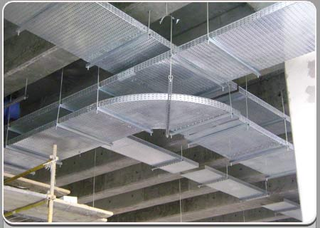Perforated Cable Tray Perforated Cable Trays Accessories