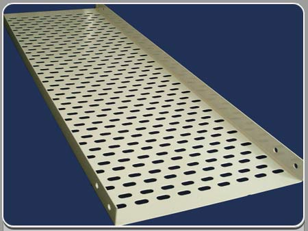 Perforated Cable Tray, Perforated Cable trays Accessories ...