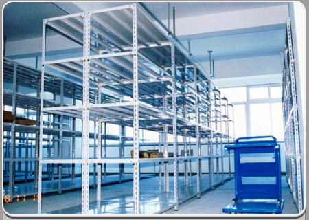 Slotted Angle Racks, Steel Racks Manufacturers, Slotted